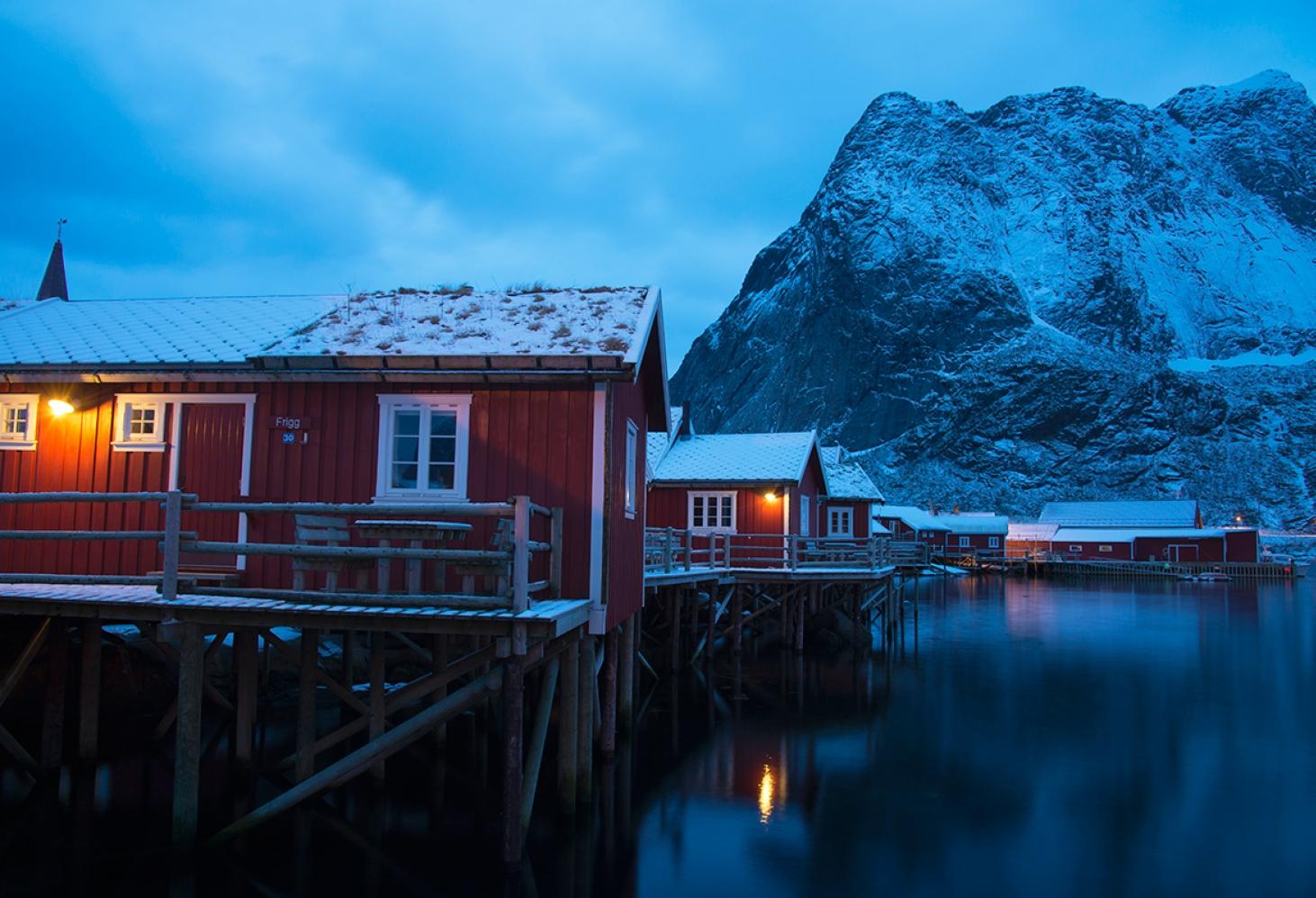 Рейне (Норвегия)