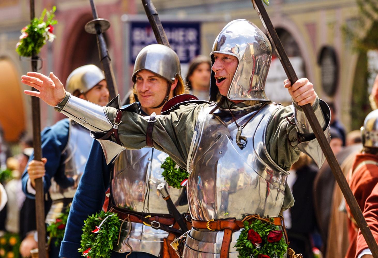 Фестиваль «Средневековое путешествие», Санта-Мария-да-Фейра, Португалия 26.07.2017-06.08.2017