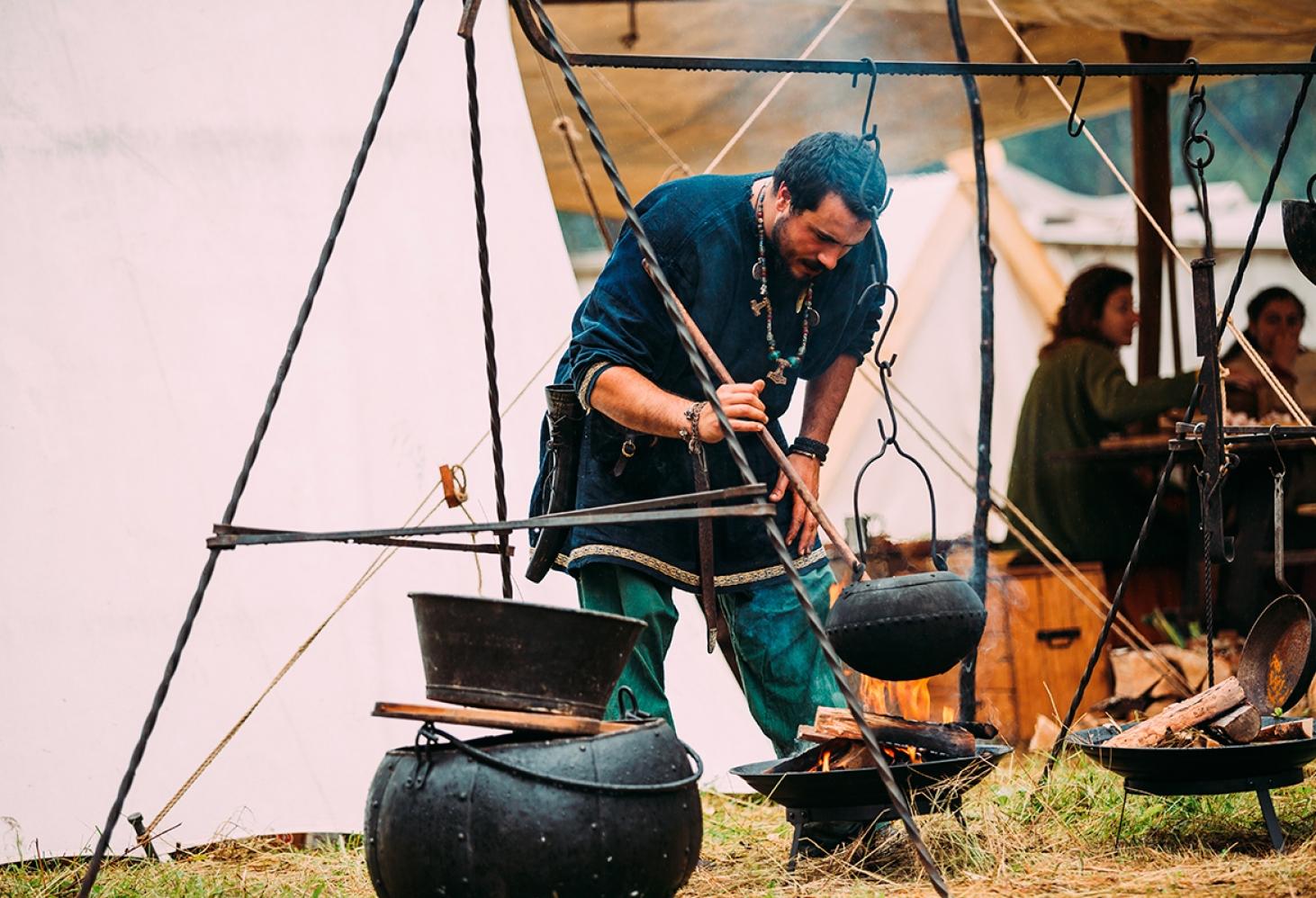 Фестиваль викингов, Йорк, Великобритания 12.02.2018–18.02.2018