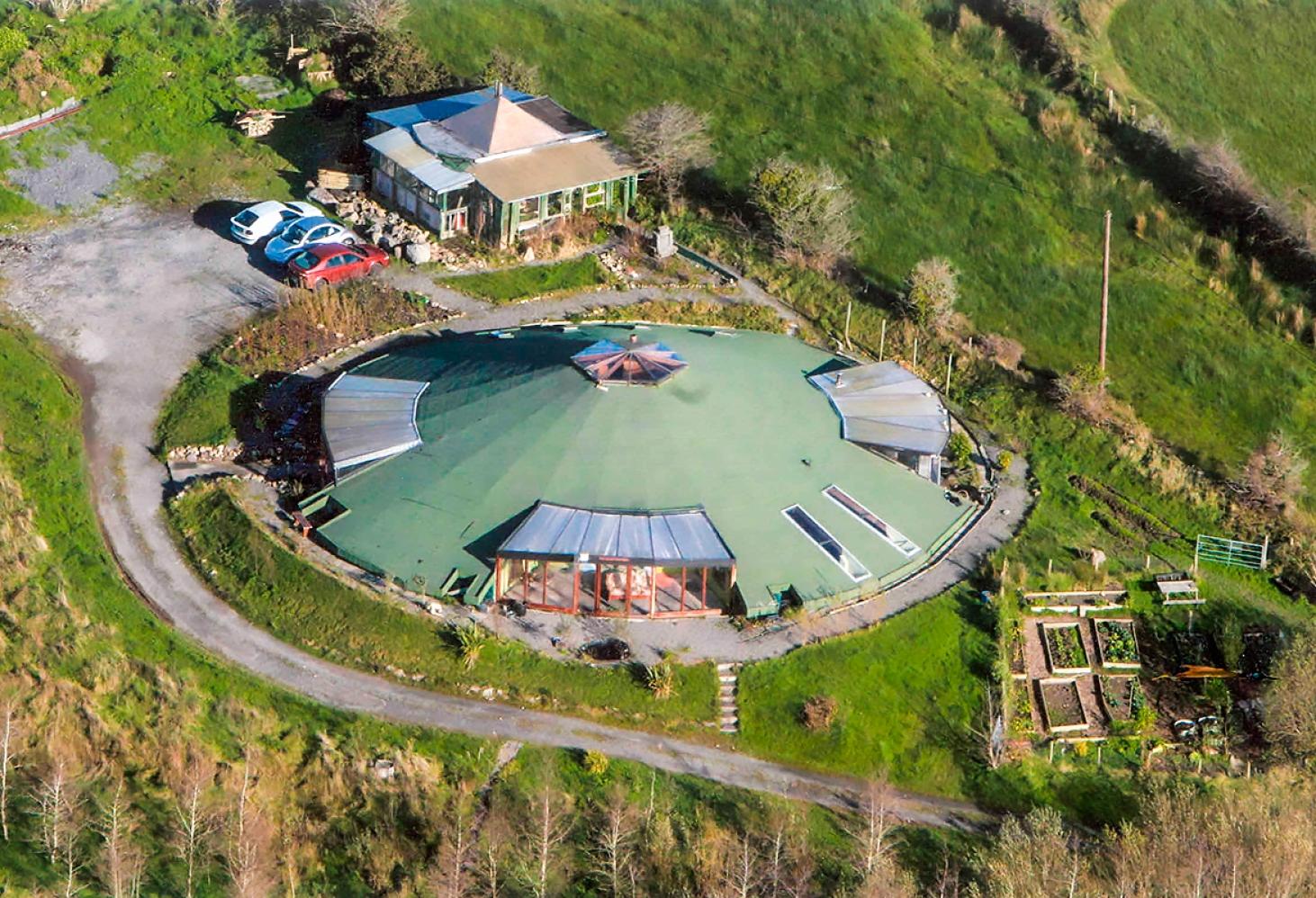 Gyreum Ecolodge, Слайго, Ирландия