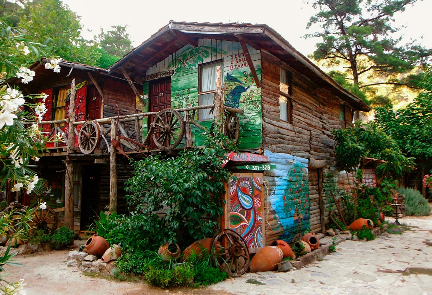 Kadir's Tree House, Кумлуджа, Турция