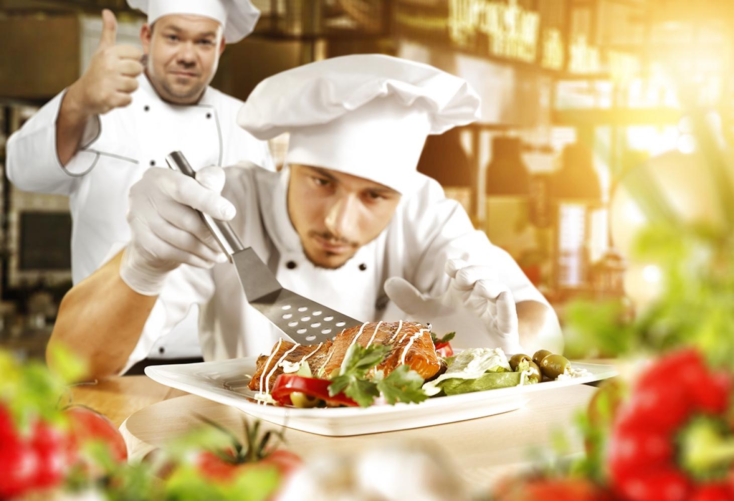 Гастрономический фестиваль Food and Fun в Рейкьявике. В начале марта 2018