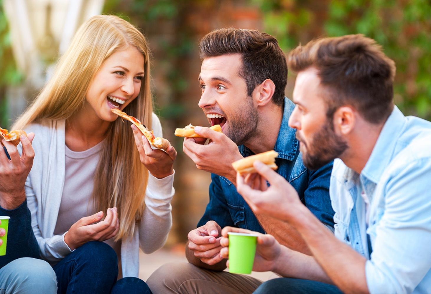 Мировой чемпионат пиццы в Парме. Весной