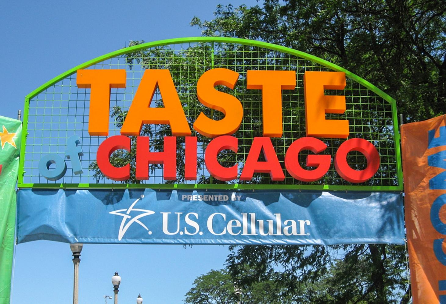 Вкус Чикаго 05.07.2017 - 09.07.2017