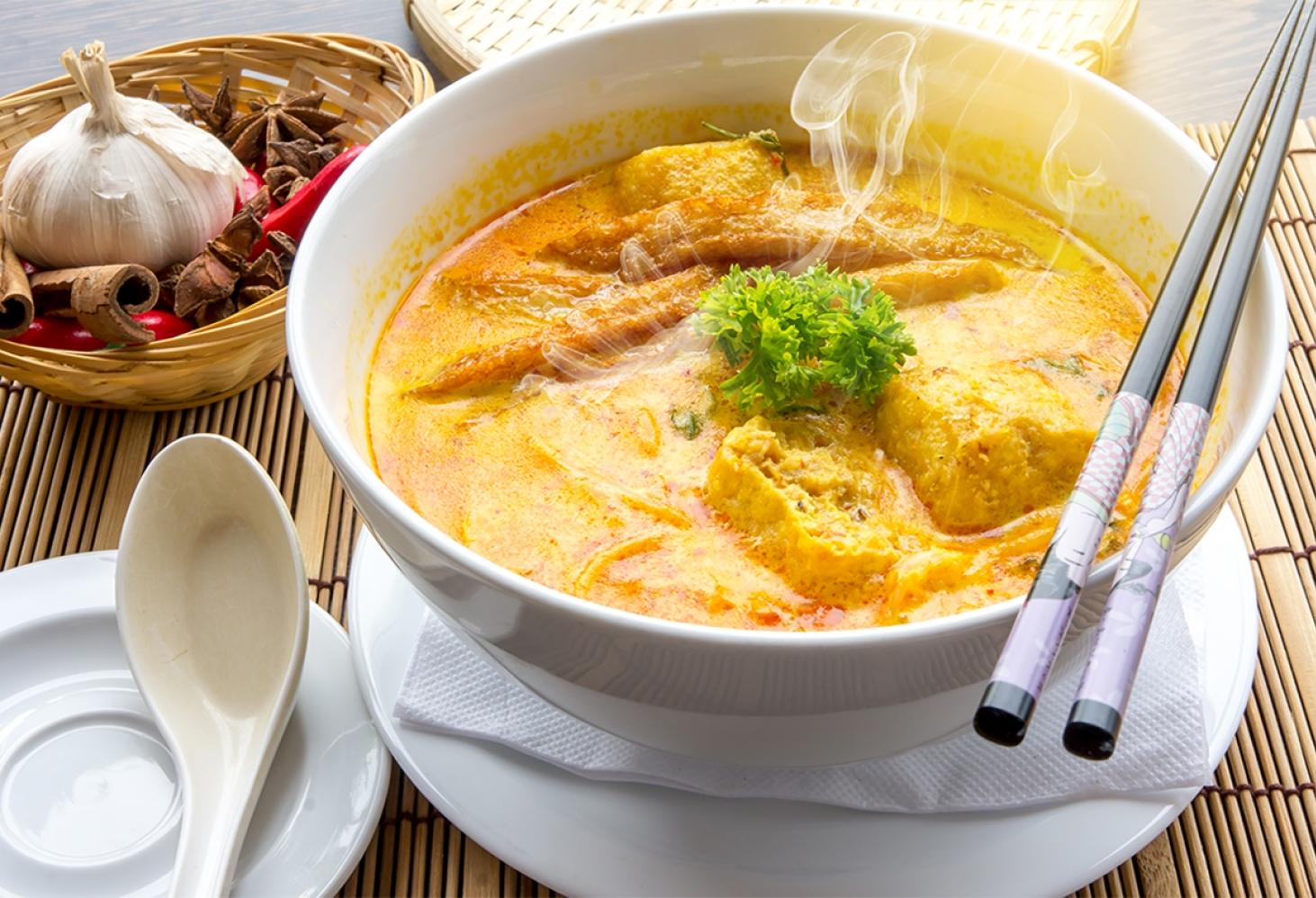 Всемирный саммит изысканных блюд в Сингапуре. Март-апрель 2018