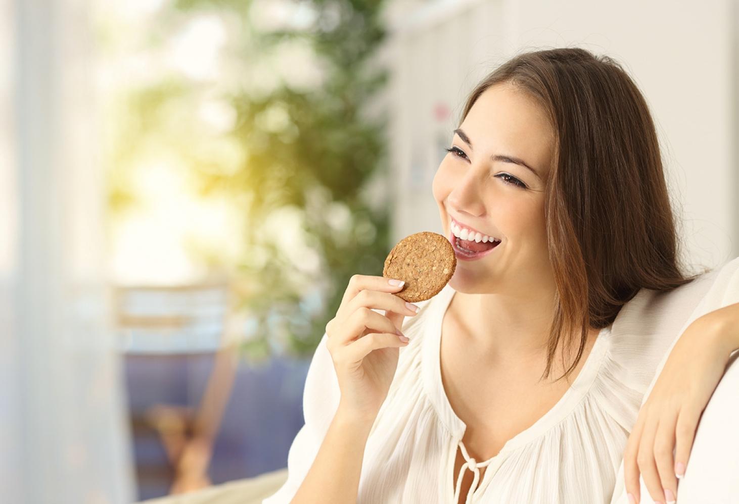 Печенье с мисо пастой