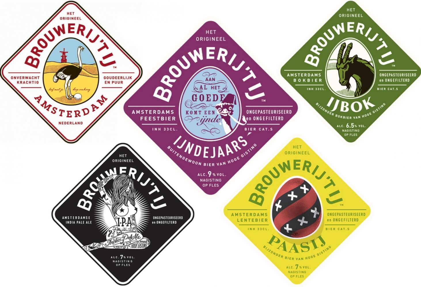 Пивоварня Brouwerij't IJ