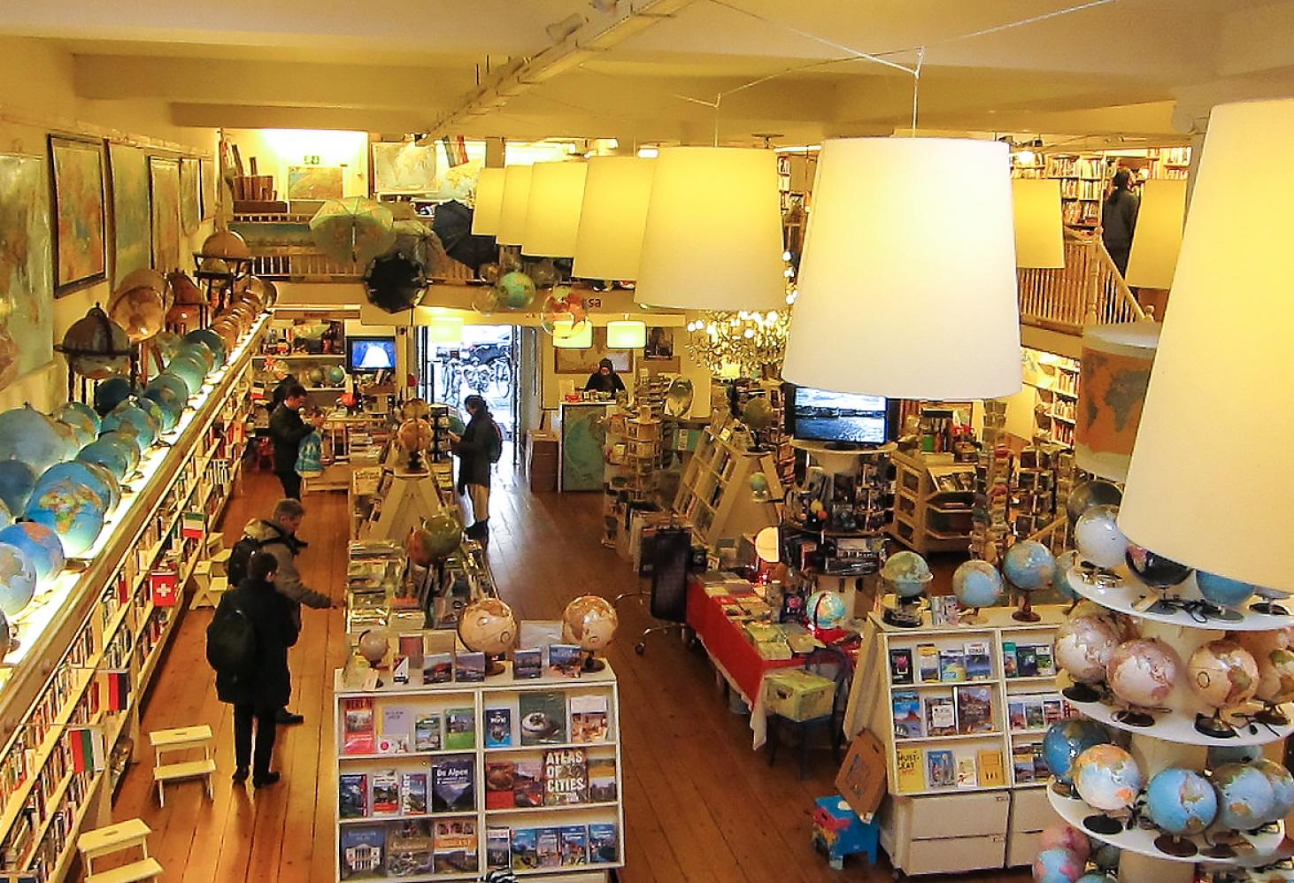 Книжный магазин Pied à Terre