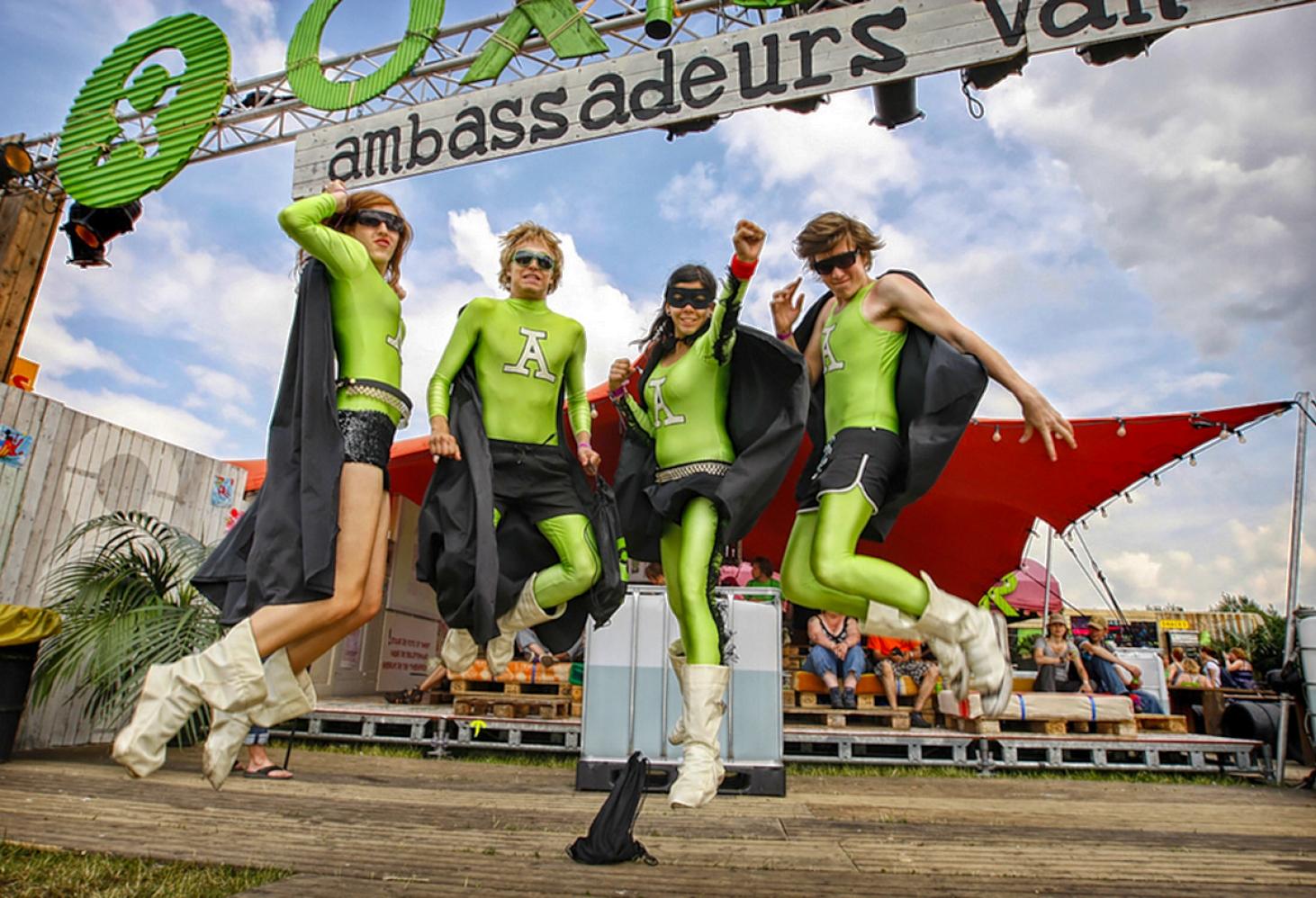 Pinkpop Festival (Нидерланды, первые выходные июня)