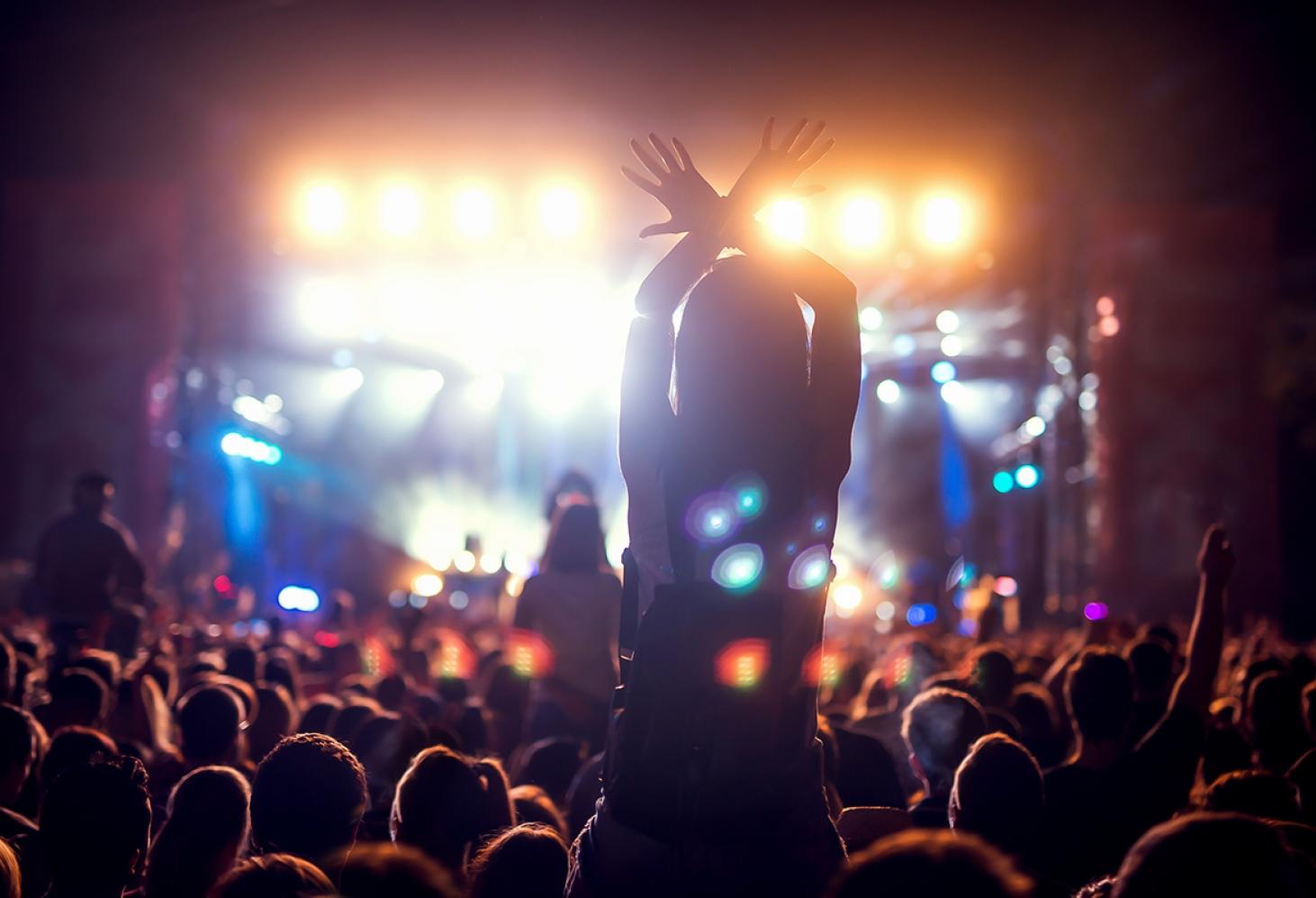 Exit Festival (Сербия, середина июля)