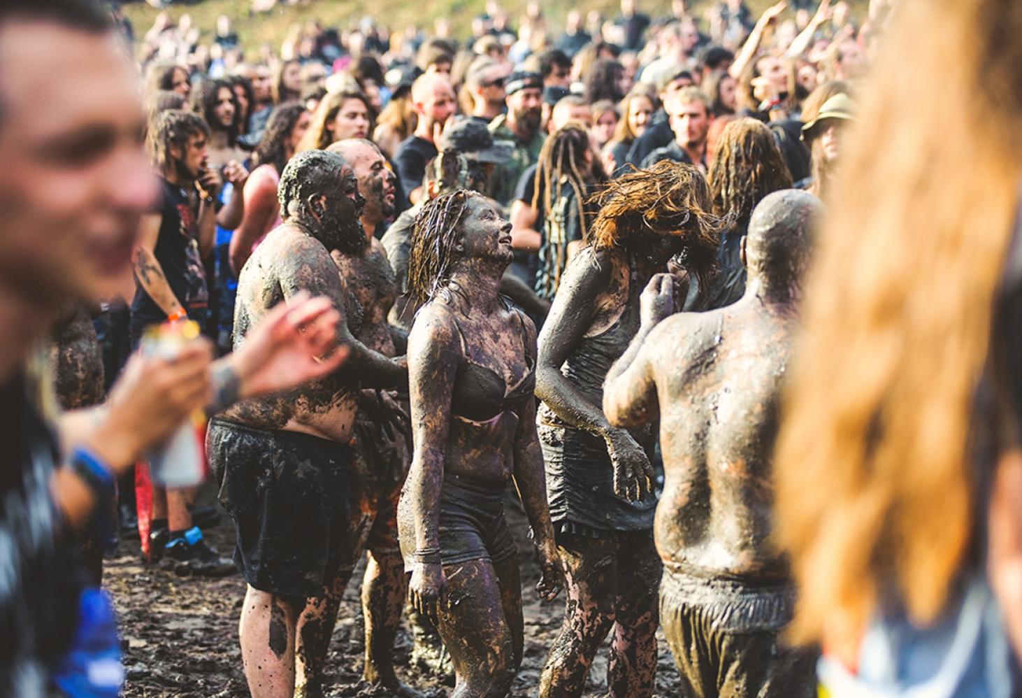 Download Festival (Великобритания, середина июня)