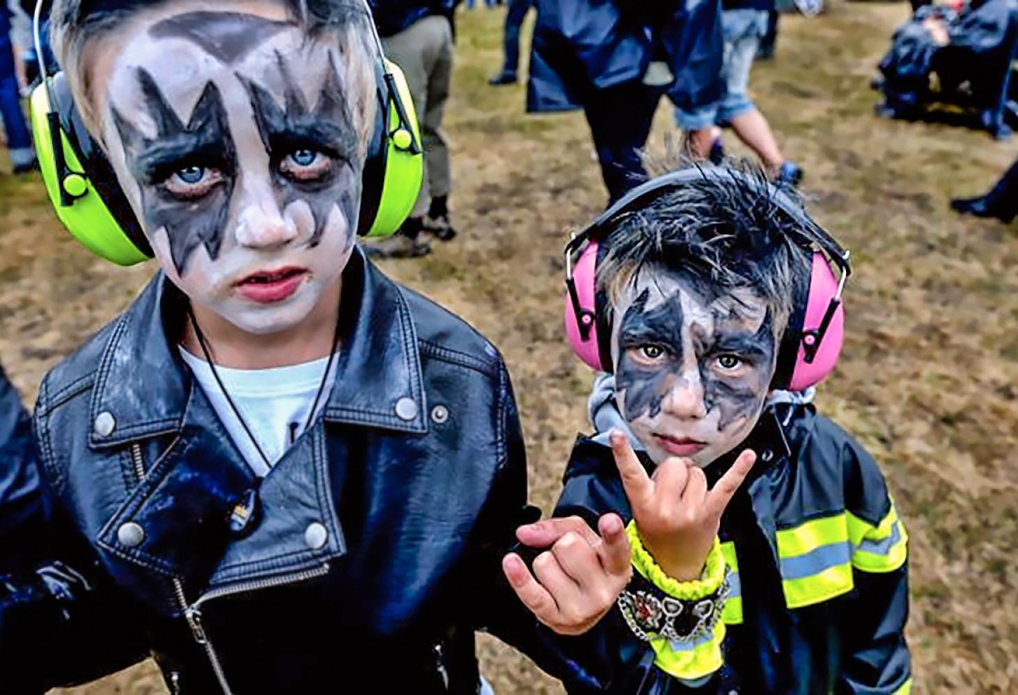 Sweden Rock Festival (Швеция, первая половина июня)