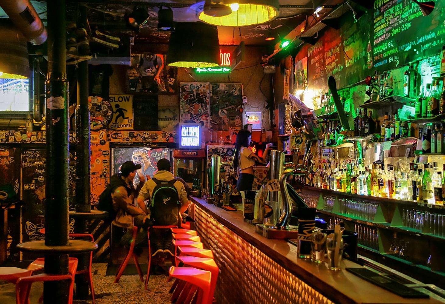 Скейт-бар Nevermind