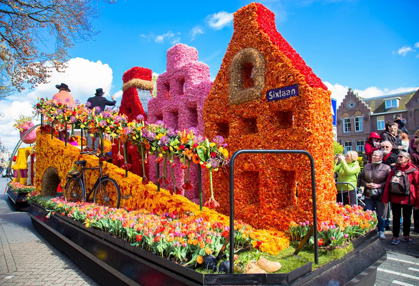 Блюменкорсо, Нидерланды 18.04-22.04.2018