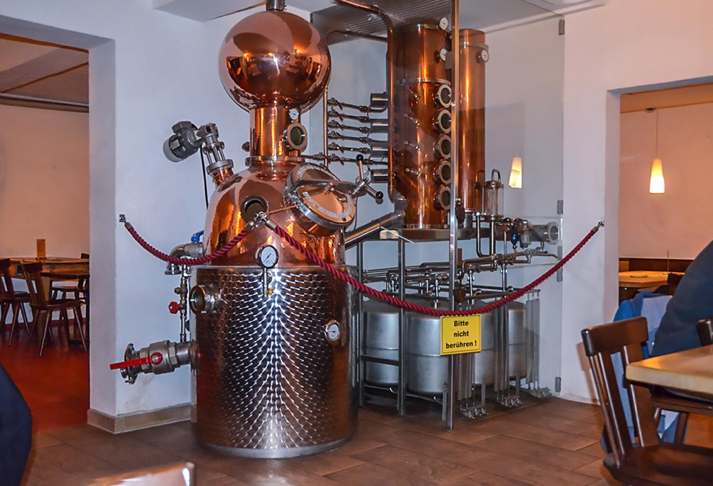 Пивоварня Eschenbrau