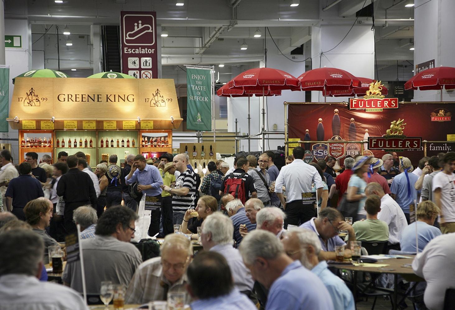 Большой британский фестиваль пива, Лондон
