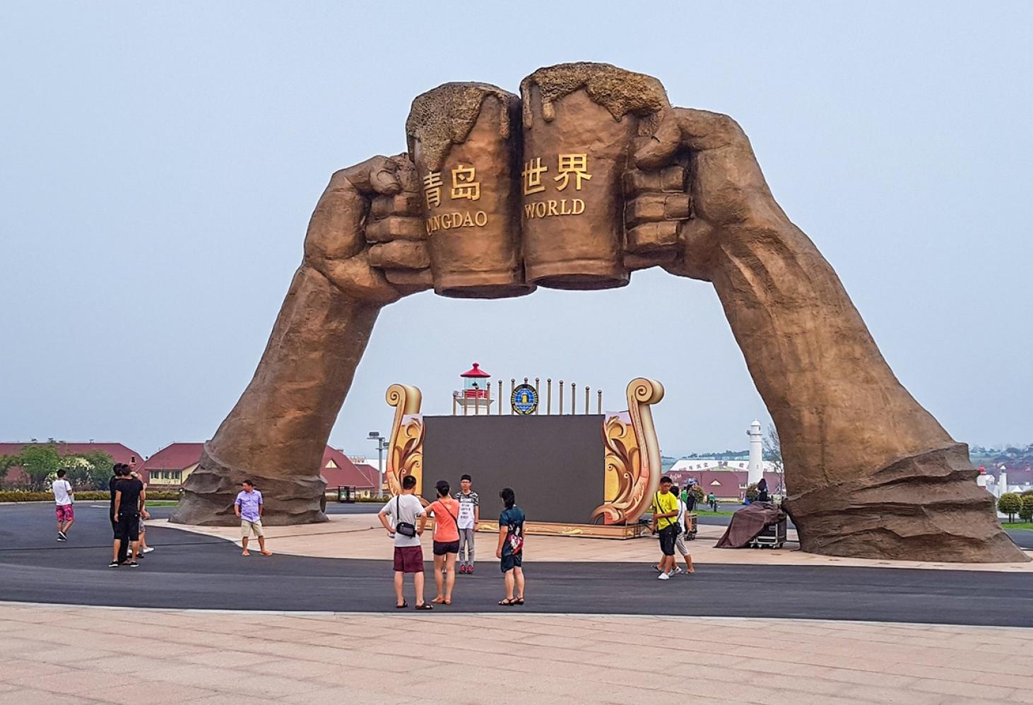 Китайский пивной фестиваль, Циндао