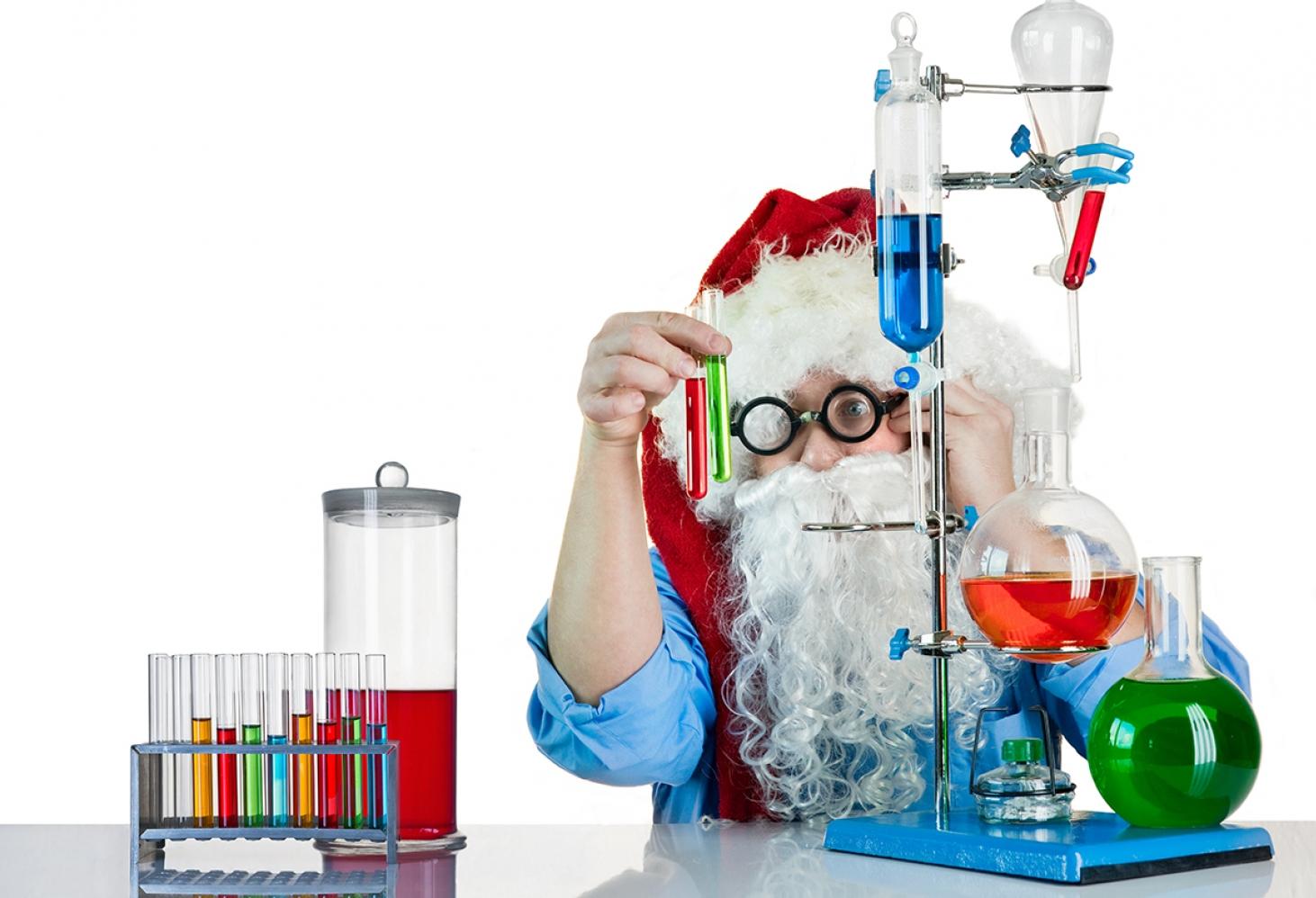 «Научная елка Wow! How?»