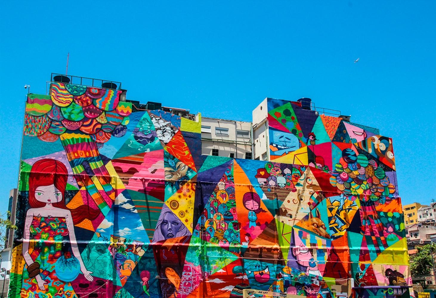 Сан-Паулу и Рио-де-Жанейро, Бразилия