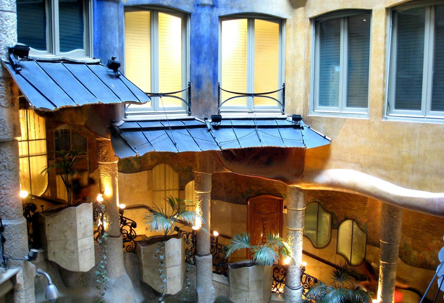 Дом Мила (Casa Milà)