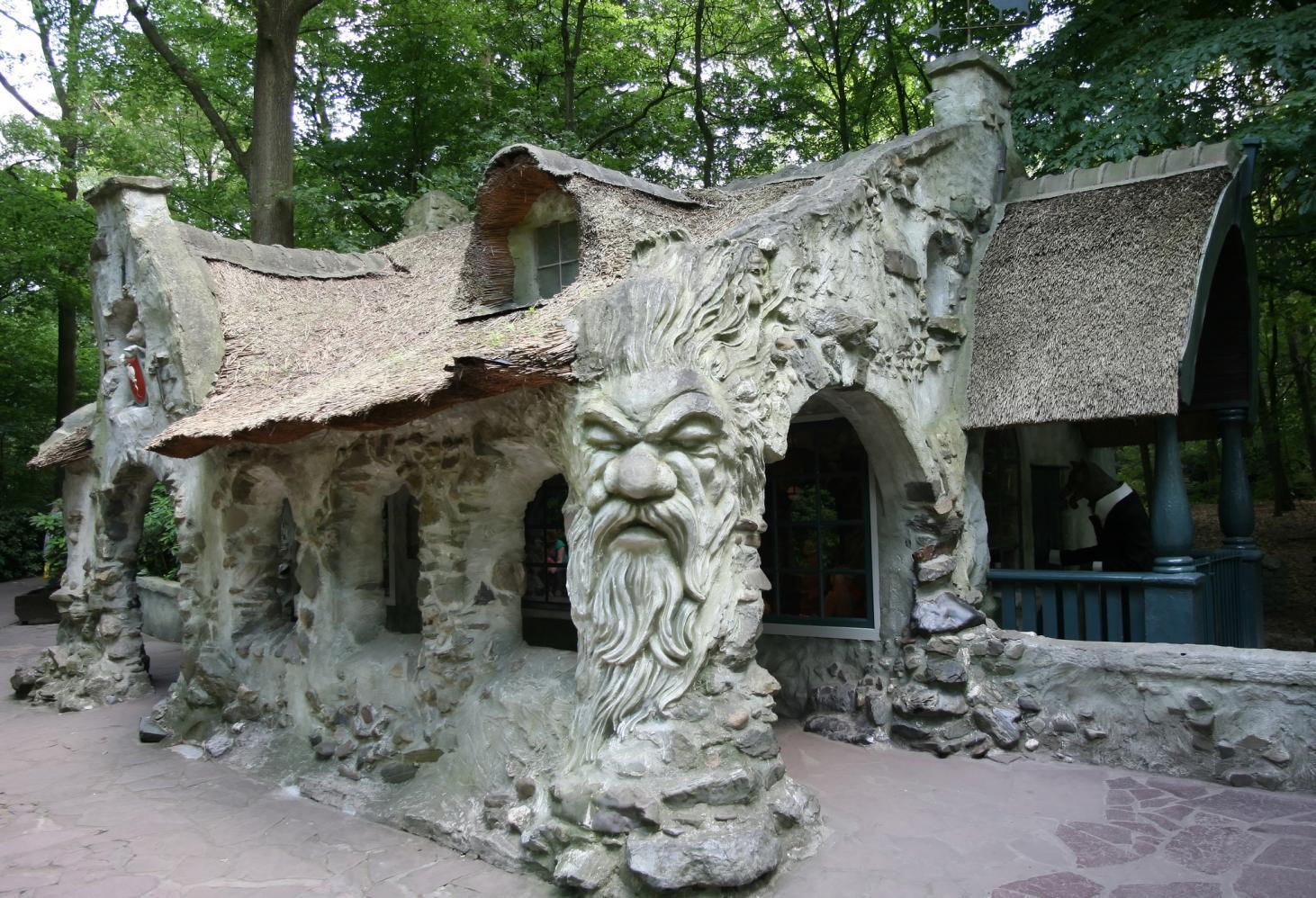 Парк развлечений Эфтелинг, Катсхёвел, Нидерланды