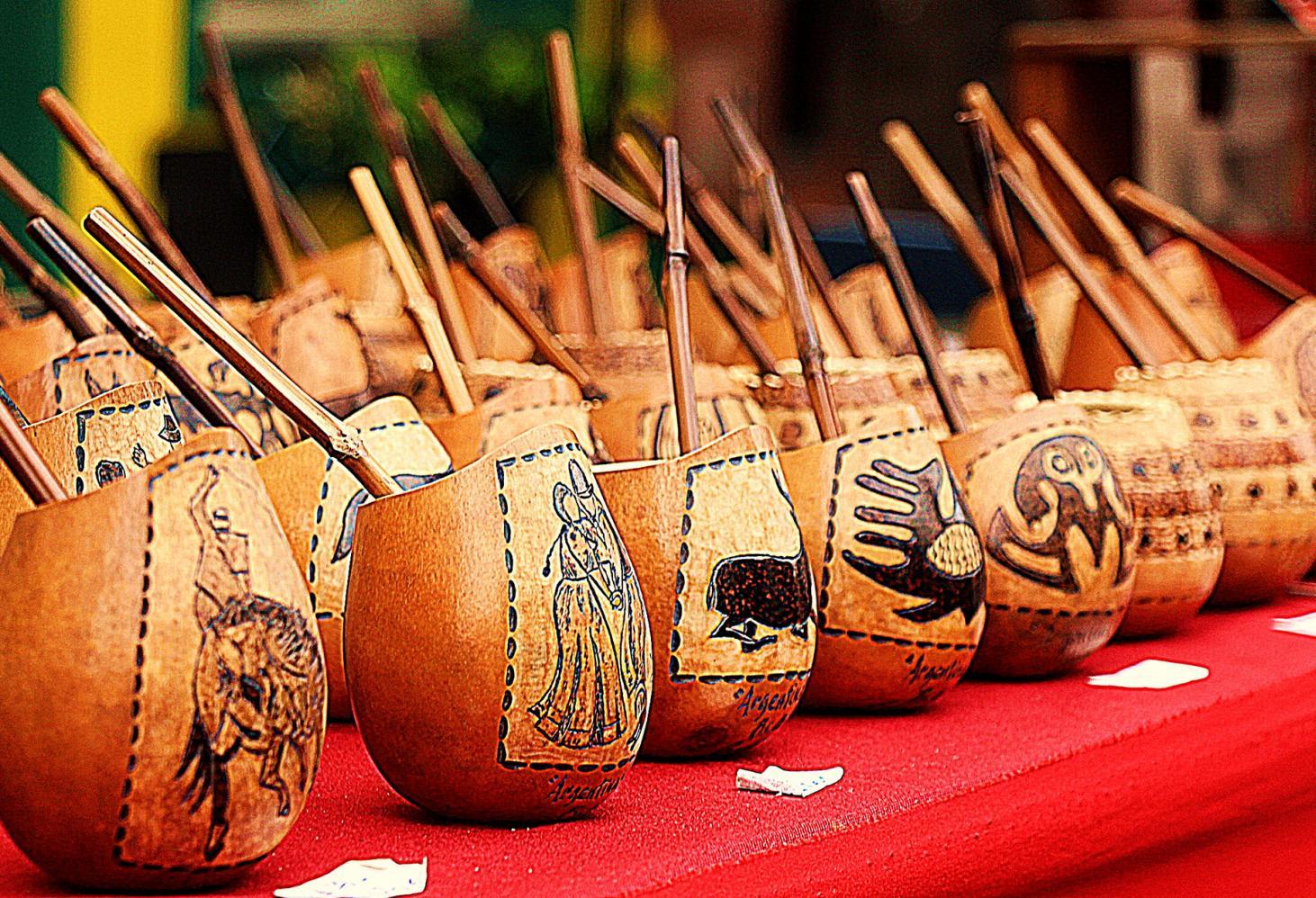Сувениры из Аргентины