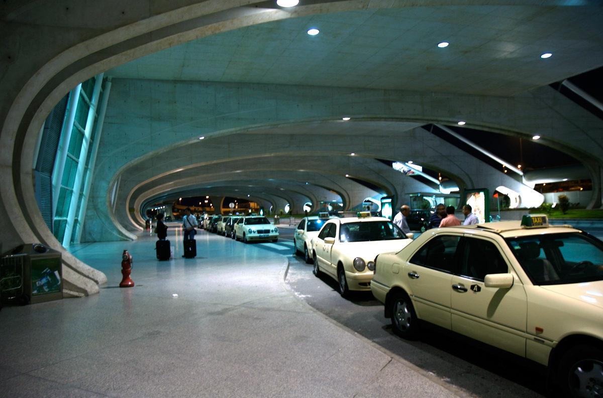 Аэропорт Порту