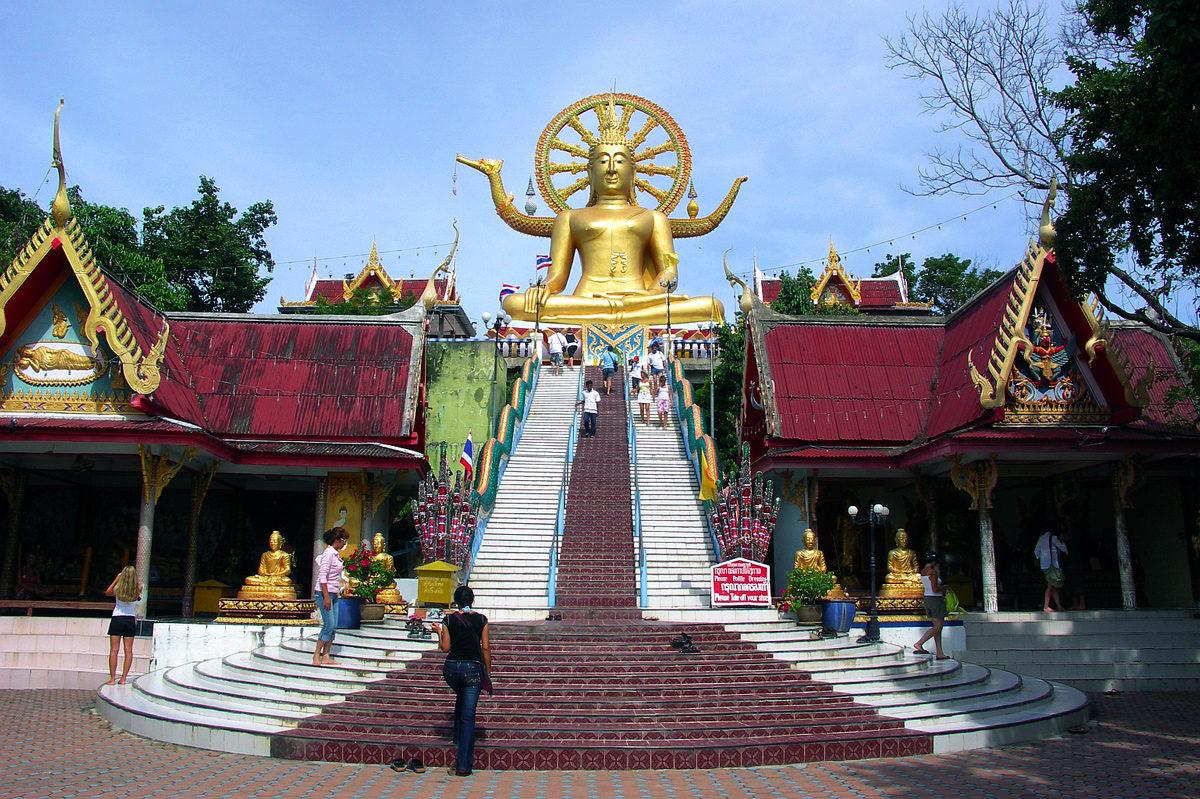Самуй, статуя Большого Будды