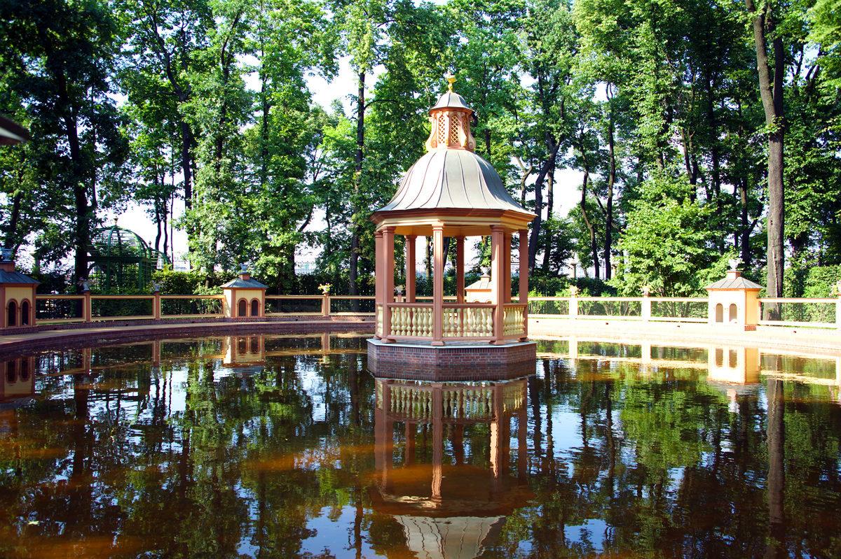 Санкт-Петербург, Летний сад